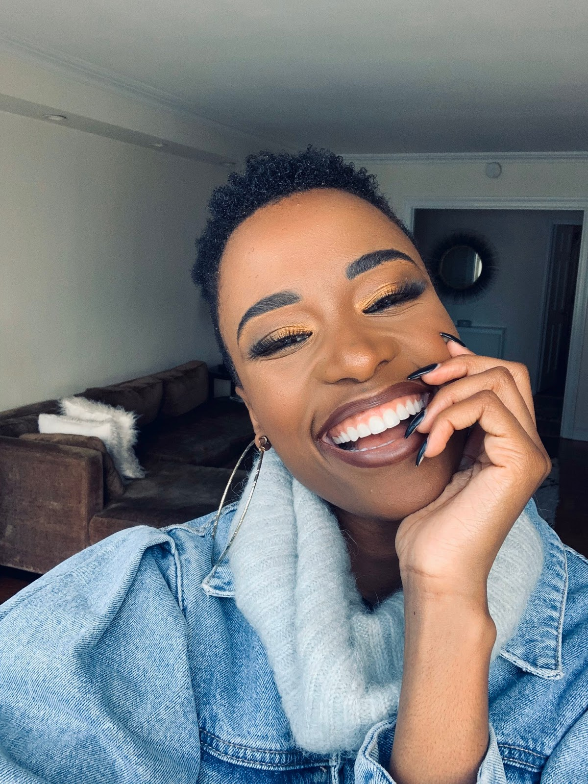 Zozibini Tunzi On The Day She Cut Her Hair: 'The Moment My Hair Hit The Floor, I Realised How Beautiful I Was'