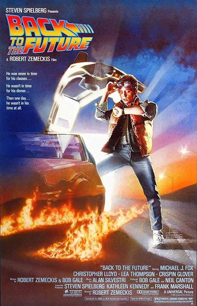 Back to the Future I 1985 x264 720p Esub BluRay Dual Audio English Hindi Sadeemrdp GOPI SAHI