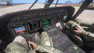 Arma3 用NH 90ヘリコプター アドオン