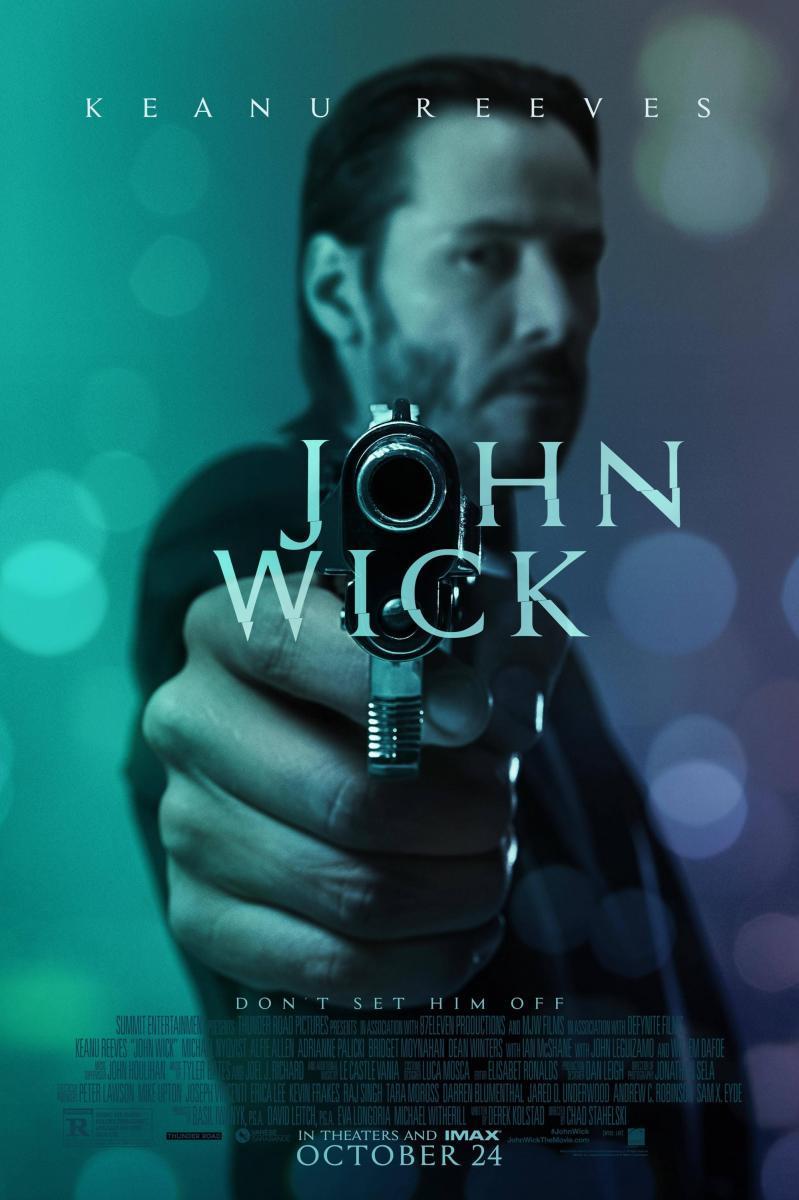 Download John Wick (2014) Full Movie in Hindi Dual Audio BluRay 1080p [2GB]