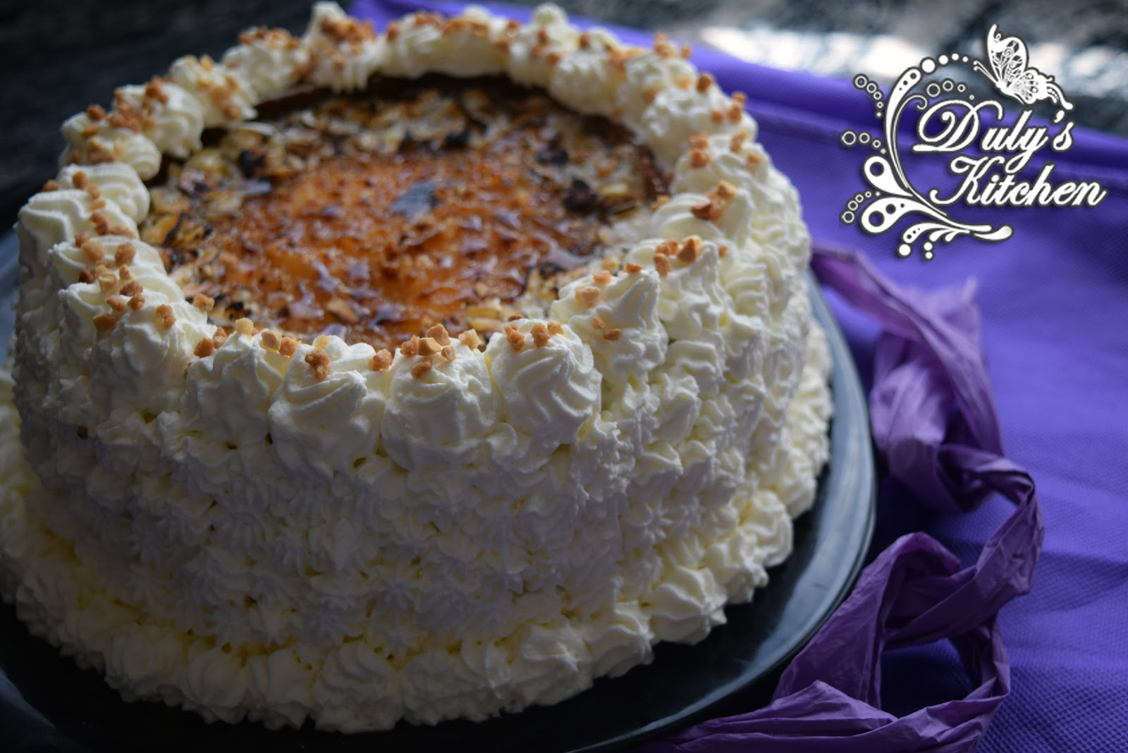 interracial tarta de crema
