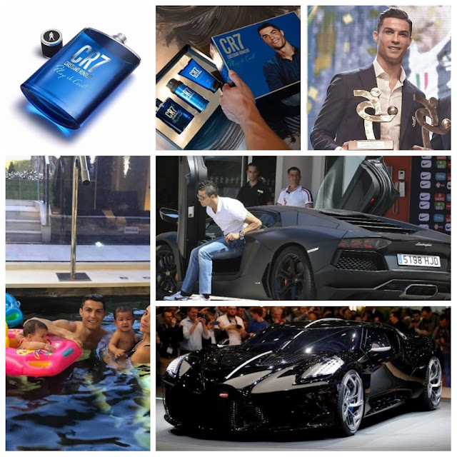 Cristiano-ronaldo-house-and-cars-collage-of-cristiano-ronaldo