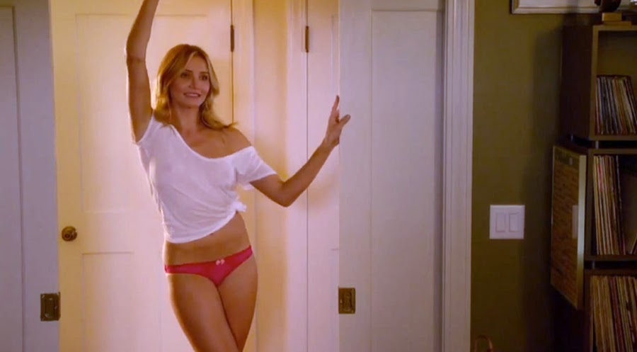 Cameron Diaz în comedia Sex Tape