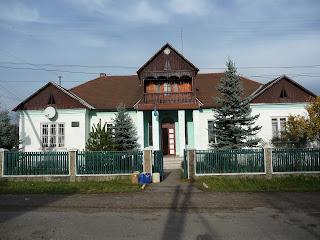 Село Плоске. Адміністрація Плосківського лісництва