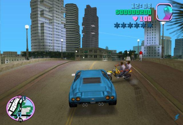 GTA Vice City PC Gameplay
