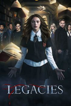 Legacies 2ª Temporada Torrent - WEB-DL 720p/1080p Dual Áudio