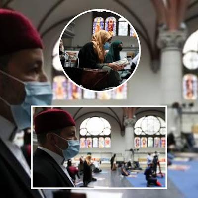 #Ramadan2020: German Church Opens Doors For Muslim Worshipers To Pray