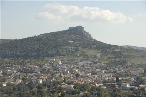 Φύλλα Ευβοίας: Το κάστρο του Λικάριο, ο Μιαούλης και η μονή «ΑΡΜΑ»