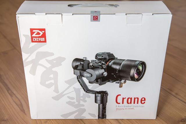 Zhiyun- Crane V2 Gimbal  Zhiyun-Tech Test  Gimbal-Review  Elektronisches-Schwebestativ14