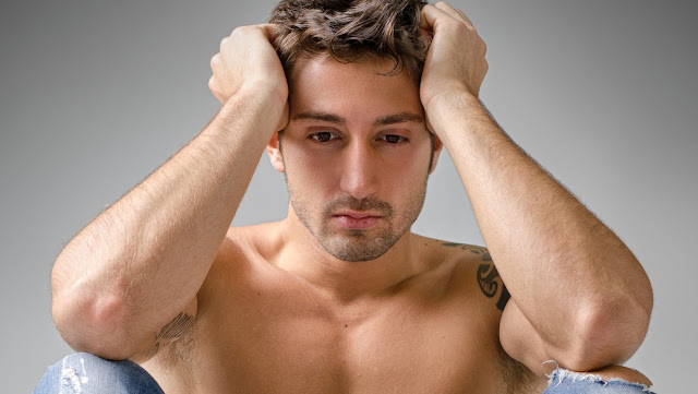 Signs of Depression in Young Men