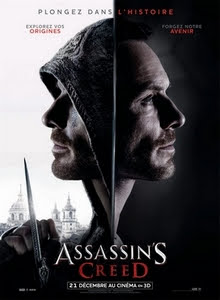 Assassin's Creed - Affiche du film