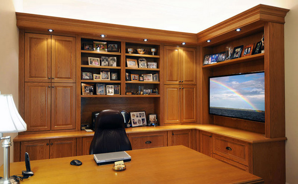 custom wood office furniture built office furniture