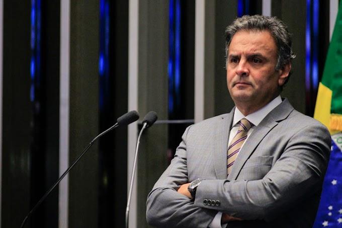 STF adia decisão sobre prisão do senador afastado Aécio Neves