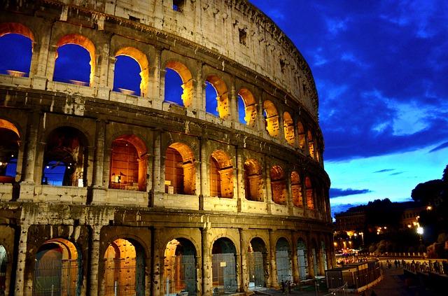 coliseo romano viajes amor amistad