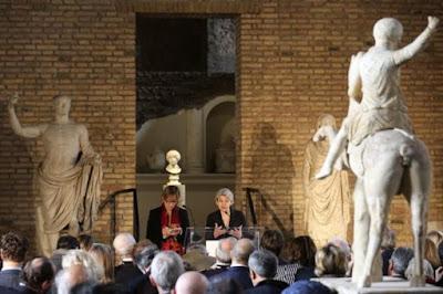 Συμφωνία Ιταλίας - UNESCO για «κυανόκρανους του πολιτισμού»