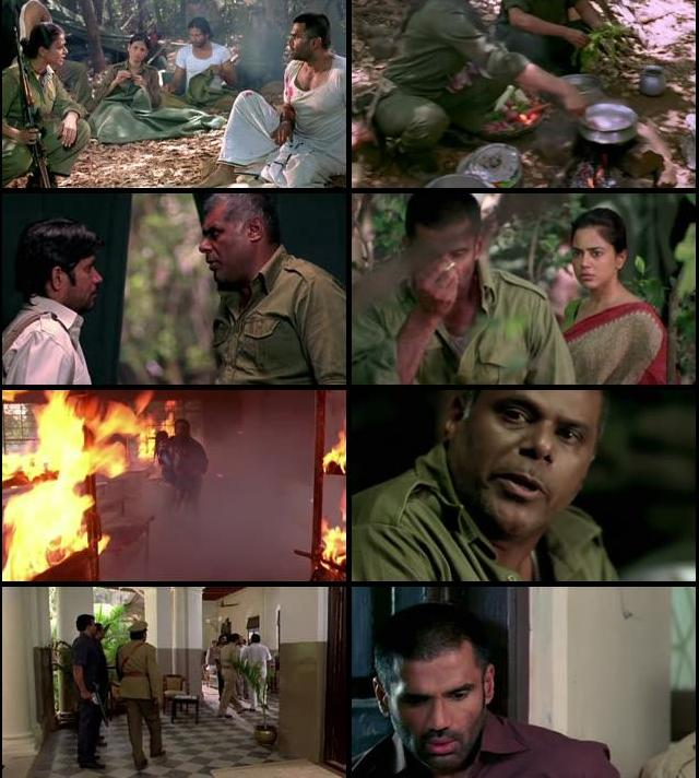 Red Alert The War Within 2009 Hindi 720p HDRip