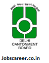 Cantonment Board Delhi Vacancy of Safaiwala, Pump Operator and various vacancies for 217 posts : Last Date 31/05/2017