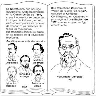 fichas-para-trabajar-el-5-de-febrero-promulgación-de-la-constitución-mexicana-de-1917