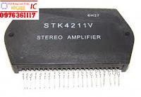 IC STK4211V