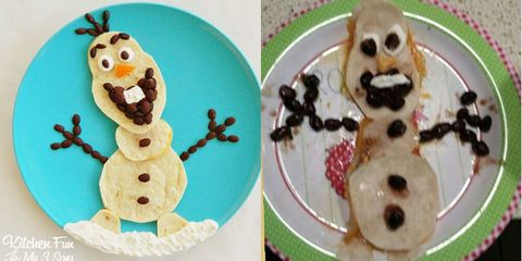 Expectations vs Reality And Funny Food Fails Photos