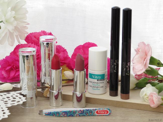 avis produits vitry maquillage soin