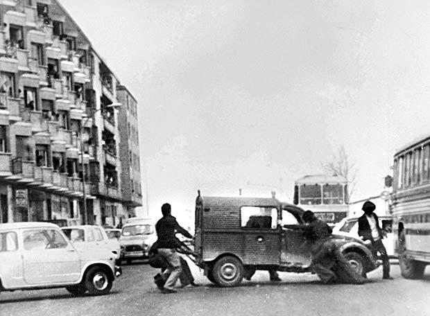Sucesos de Vitoria en 1976.