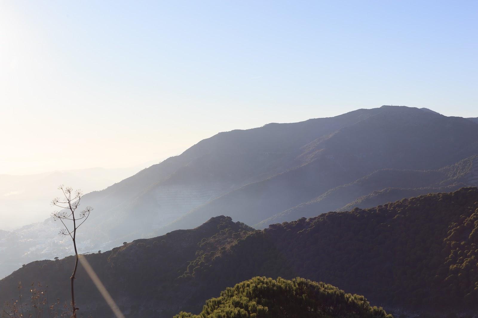 costa del sol nature trail