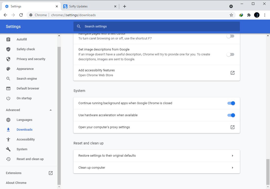 Google Chrome Browser 90.0.4430.93