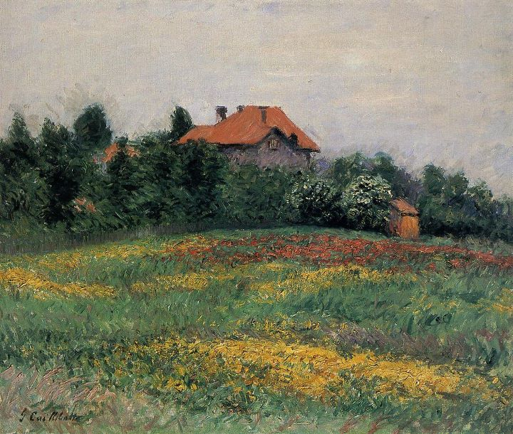 Gustave Caillebotte 1848-1894 | French Impressionist painter