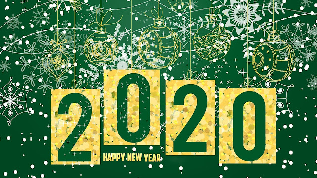 Happy New Year 2020 Wallpaper Photo Images HD Download