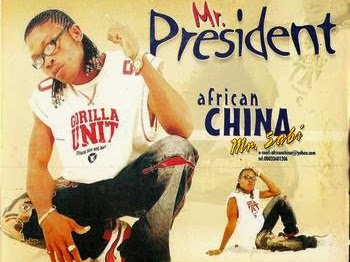 THROWBACK MUSIC:- If African China Decides To Do A Remix Of This Song,