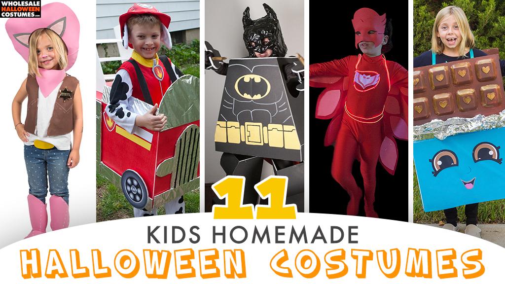A GEEK DADDY: 11 DIY CHILDRENS HALLOWEEN COSTUME IDEAS