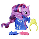 My Little Pony Runway Fashion Twilight Sparkle Brushable Pony