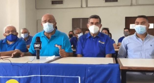 UNT-LARA SE «RESTEA» CON LUIS FLORIDO PARA LA GOBERNACIÓN