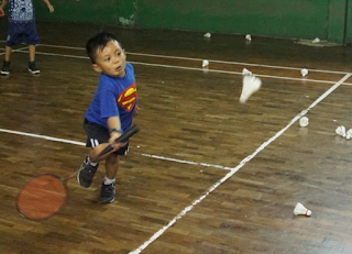 latihan dasar bulu tangkis untuk anak anak dan pemula