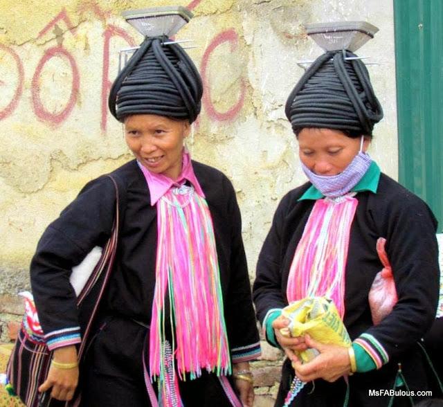 vietnam tribal women