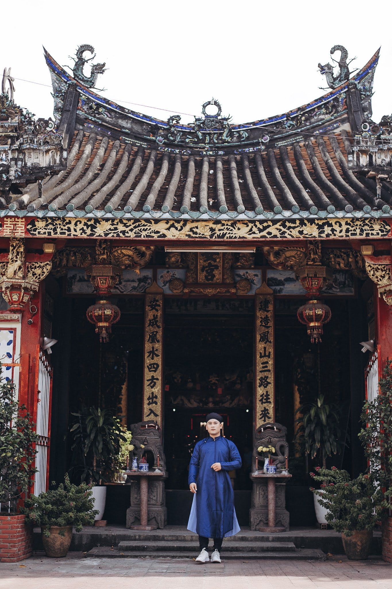 Tân Nguyễn và nét Phượng Khấu