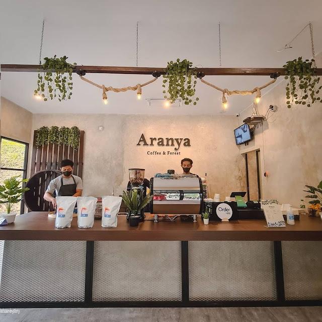 Aranya Coffee Pancawati Bogor
