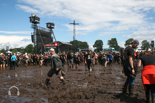 Wacken 2016 Mud Walk Estereozine