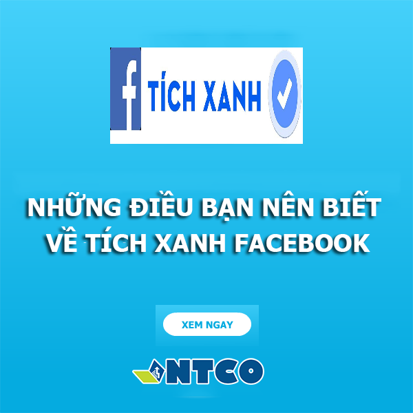 tich xanh facebook