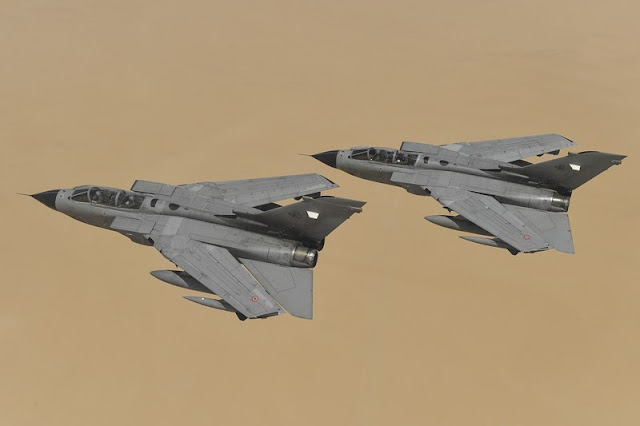 Italian Air Force Tornado Kuwait