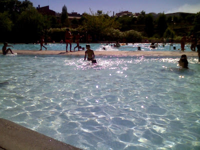 Swimming Pool in Esplugues de Llobregat