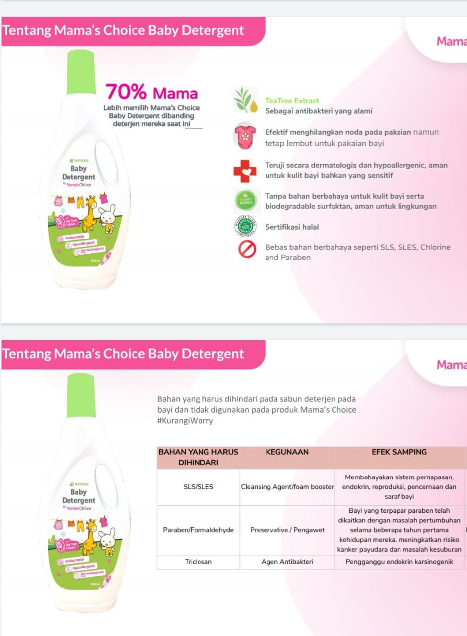 kandungan yang aman untuk bayi