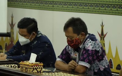 Pemerintah Provinsi Lampung Turunkan Tim Monitoring PPKM Mikro Ke 15 Kabupaten/Kota
