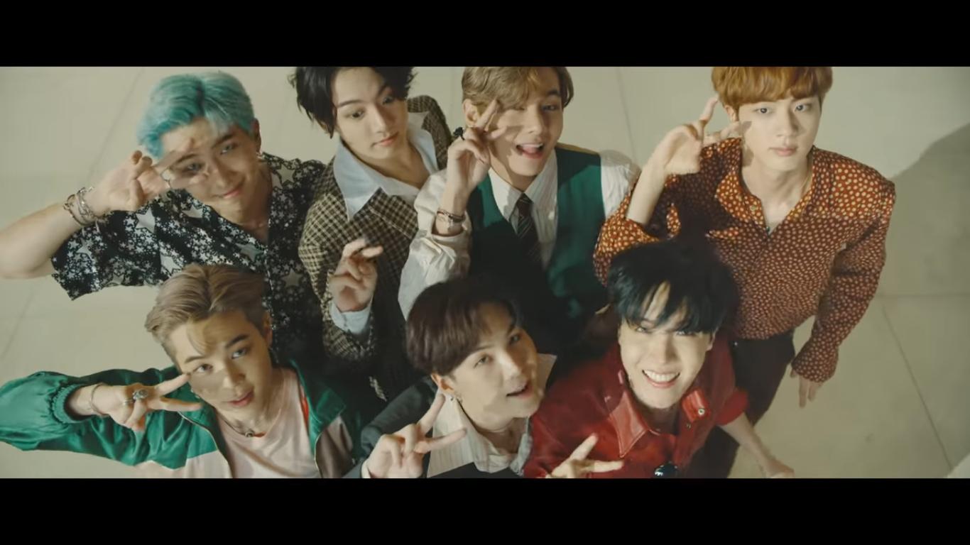 BTS Release The B-Side Version of 'Dynamite' MV