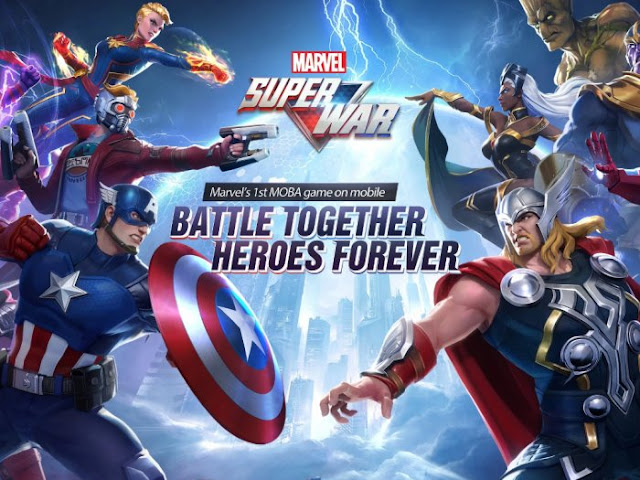 Game Android Terbaik game pertarungan superhero multiplayer online battle arena