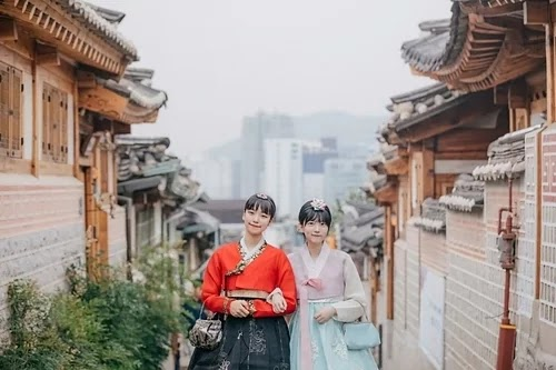 Things to know when renting hanbok