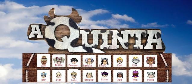 Veja a pagina dos participantes do reality A Quinta