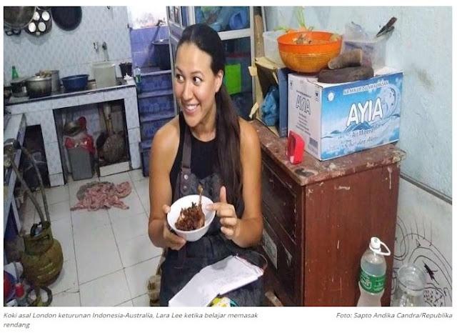 Benua Demi Resep-Resep Kuliner Nusantara