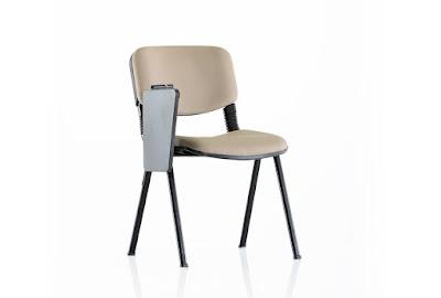 goldsit,form sandalye,yazı tablalı,katlanır kollu,konferans sandayesi,v ayaklı